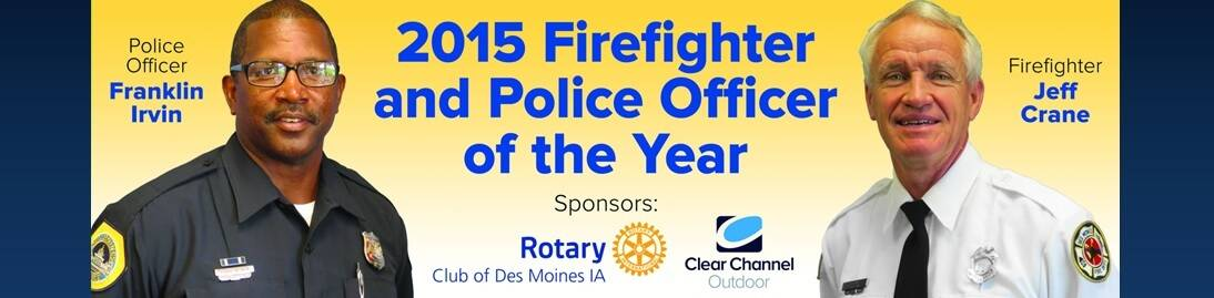 2015 Police and Fire Slider