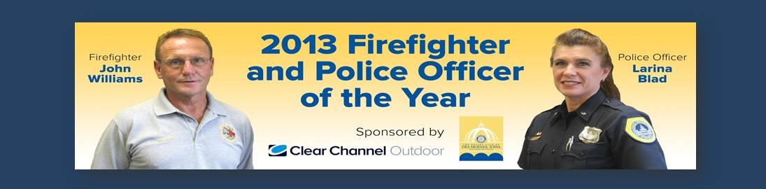 Police and Firefighter of the Year Slider 2