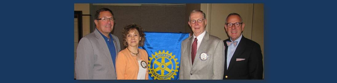 Rotarian Award Winners